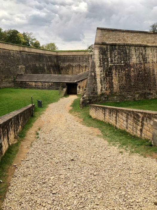 Fort Thungen in Luxembourg City.