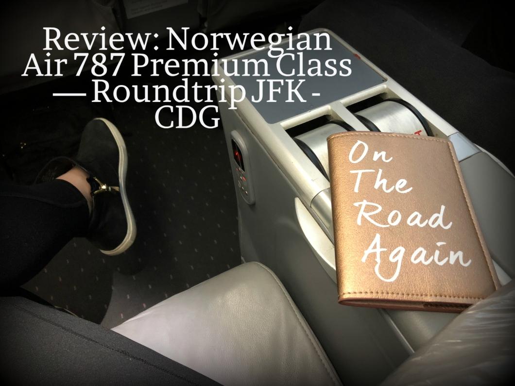 Review Norwegian Air 787 Premium Class