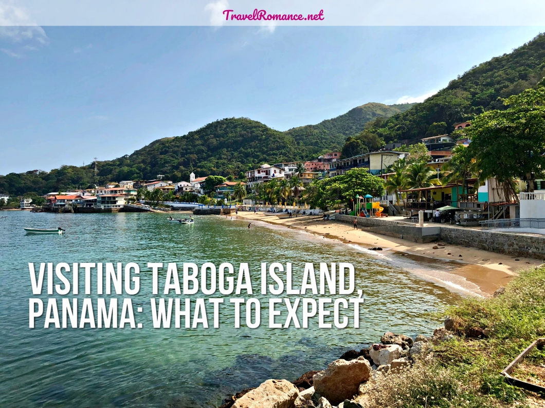 Visiting Taboga Island, Panama- What to Expect